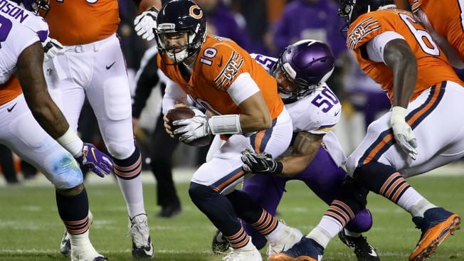 Sportsbooks Give Bears +3.5 vs. Lions