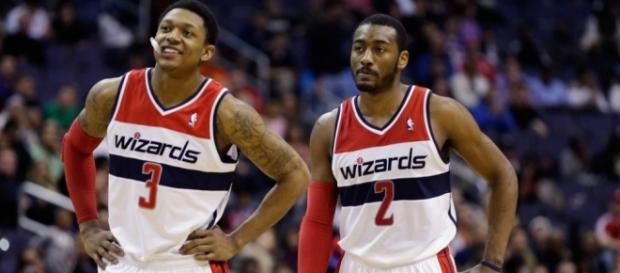 Johns Wall Beal Wizards