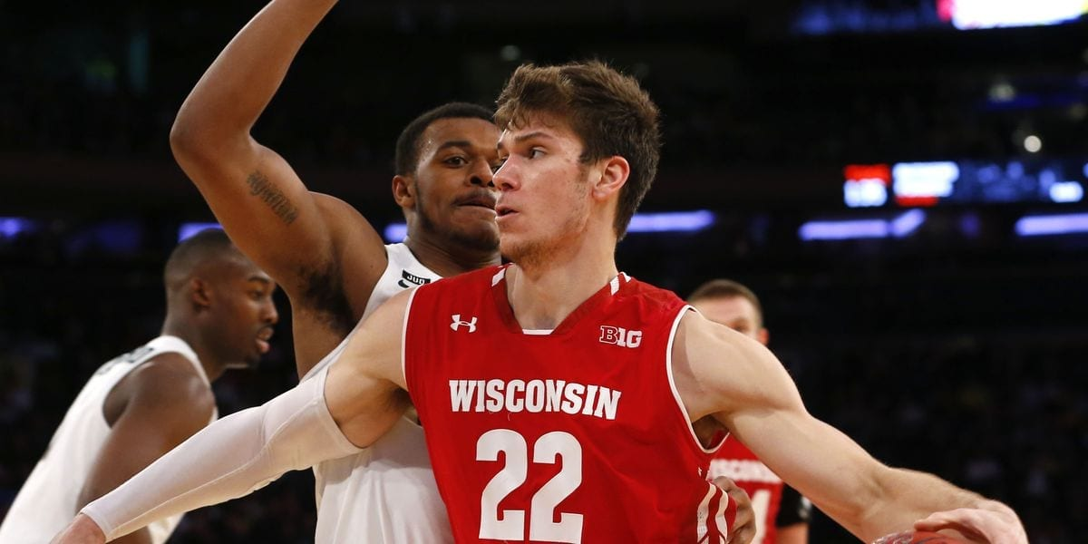 Wisconsin Badgers vs. Iowa Hawkeyes Basketball Pick