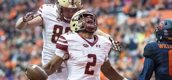 Syracuse Orange vs. Boston College Eagles Pick