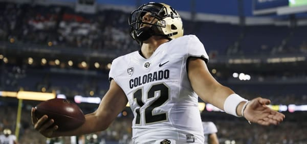 Colorado Buffaloes at Washington State Cougars Pick 10/19/19