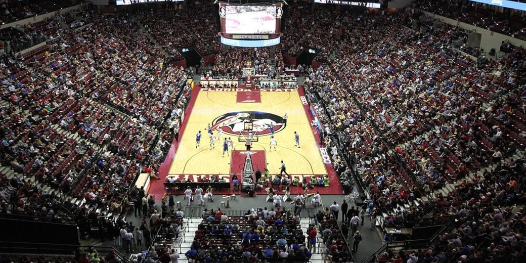 Florida State Basketball Court FSU