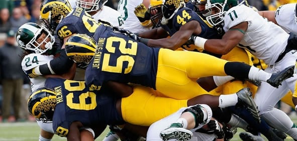 Big Ten Pick: Michigan Wolverines vs. Rutgers Scarlet Knights Betting Preview