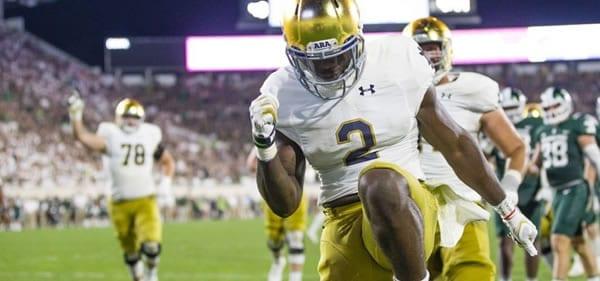 Notre Dame Fighting Irish vs. Northwestern Wildcats Betting Prediction