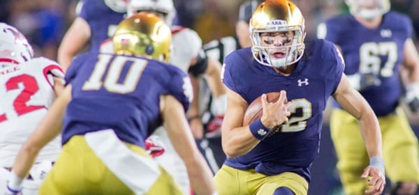 USC Trojans vs. Notre Dame Fighting Irish Pick 10/12/19