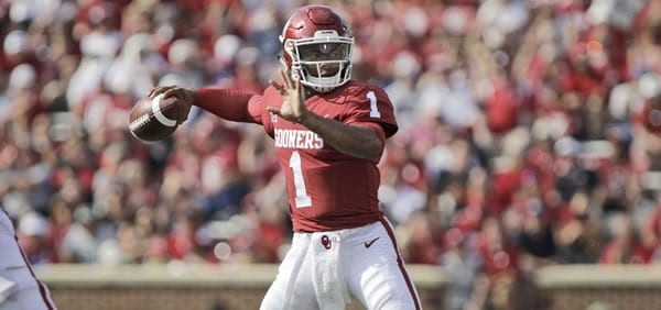 Kyler Murray QB Sooners