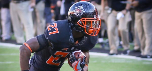 Justice Hill OK State RB