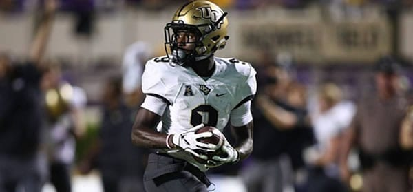 Derriel Mack Jr. will be UCF QB in the Fiesta Bowl