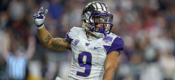 Myles Gaskin Washington RB