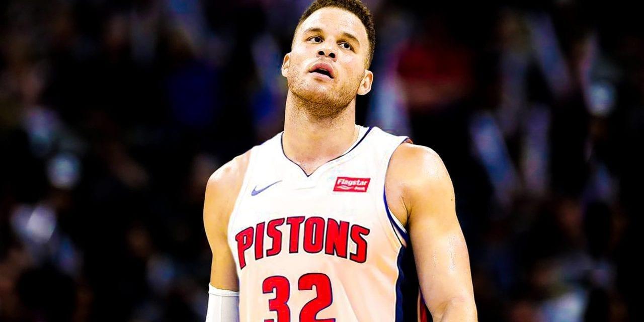Blake Detroit Pistons