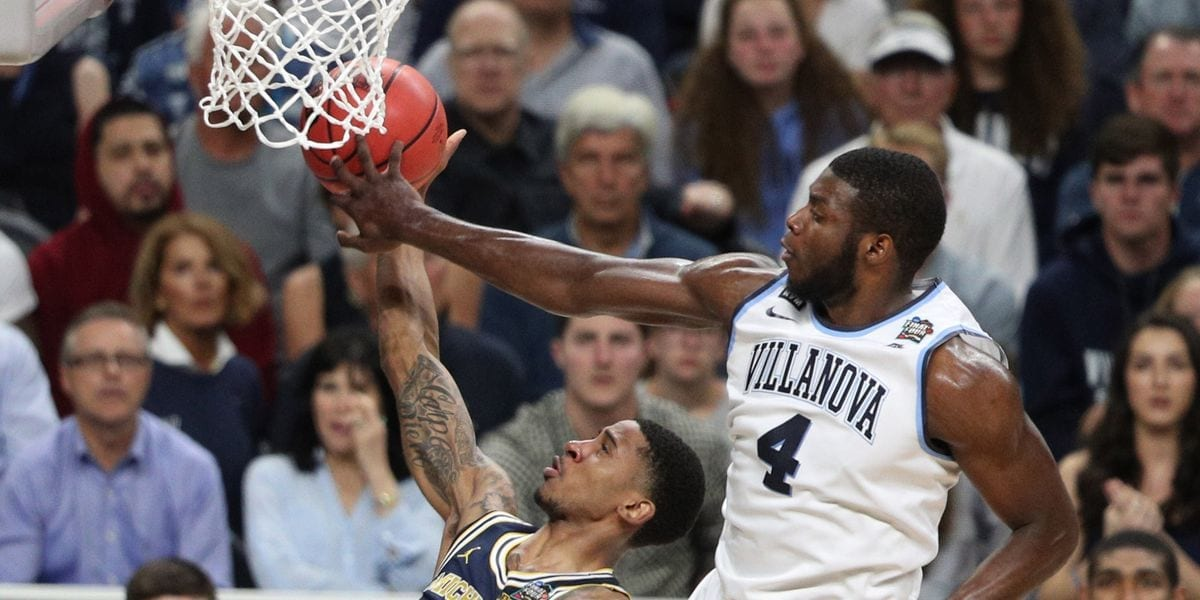 Villanova player