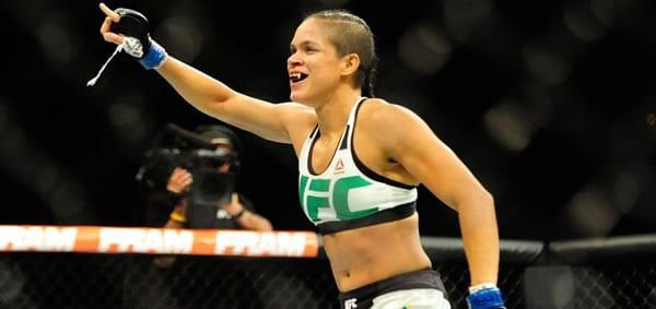 Amanda Nunez UFC