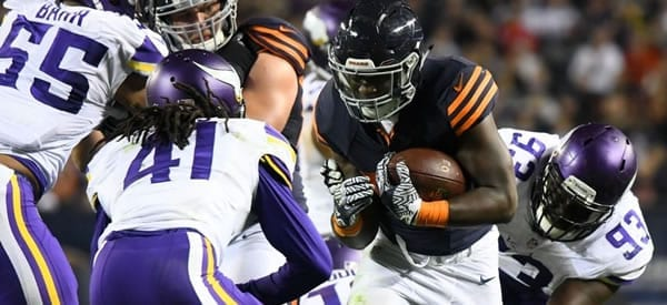 Free Pick: Chicago Bears vs. Minnesota Vikings Week 17