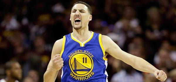 Klay Thompson Golden State