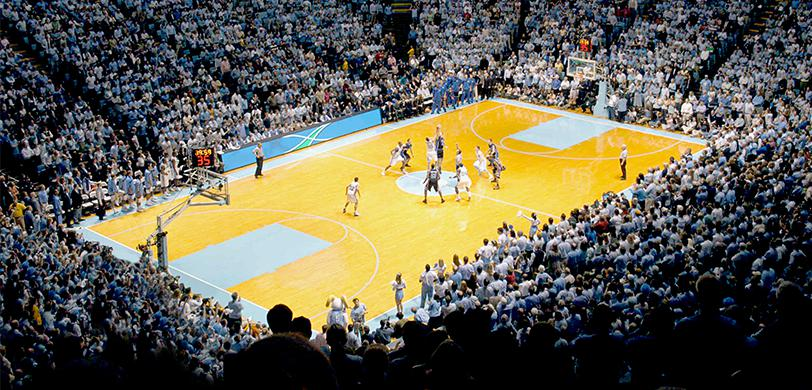 North Carolina Basketball UNC