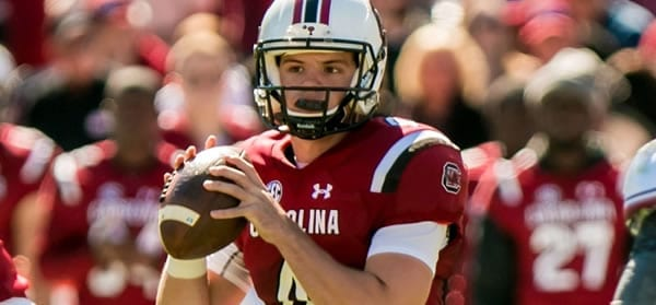 Jake Bentley Gamecocks QB