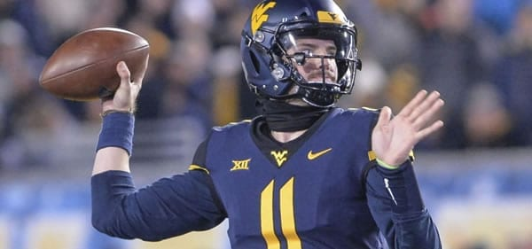 Jack Allison WVU starting QB versus Syracuse