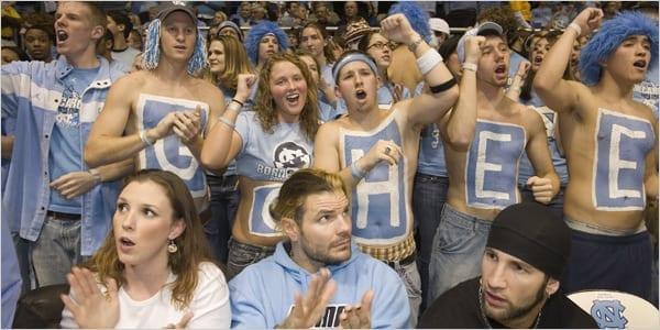 UNC North Carolina Basketball