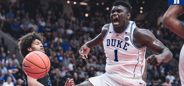 Zion Williamson Duke Forward
