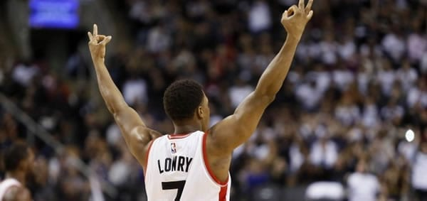 Kyle Lowry Raptors Guard
