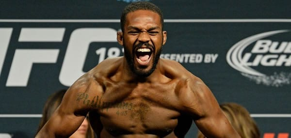 Jon Jones UFC 235 Main Event