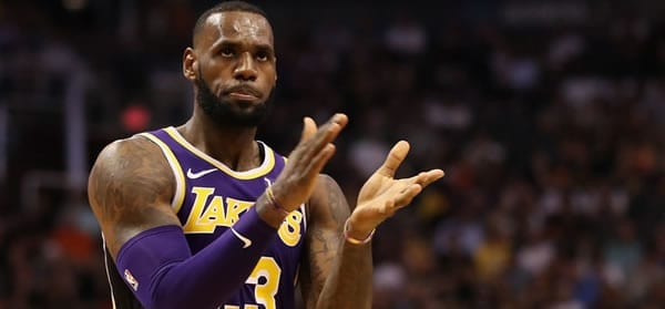 Los Angeles Lakers vs. Golden State Warriors Pick 2/2/19