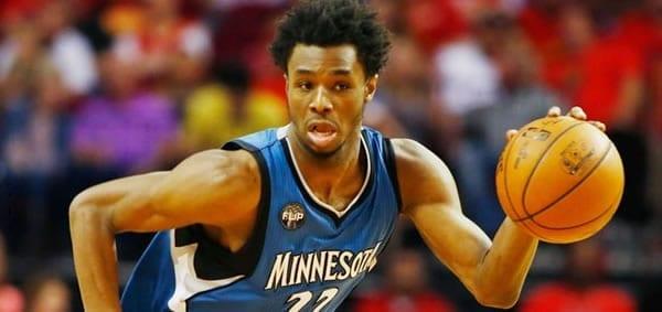 Andrew Wiggins Timberwolves