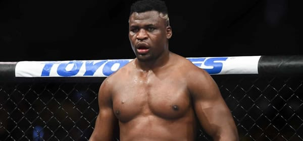 Francis Ngannou UFC Fighter