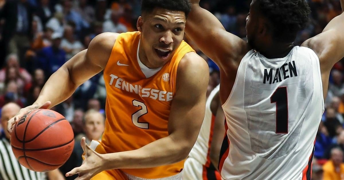 Grant Williams Vols