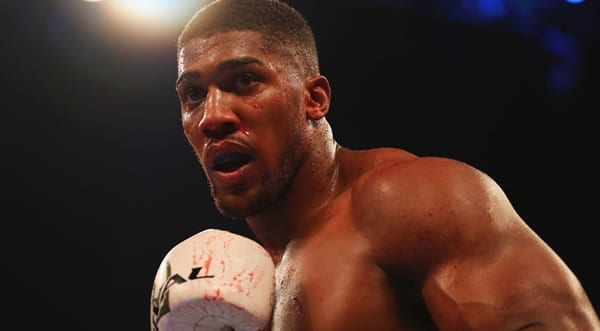 Anthony Joshua Heavyweight Champion