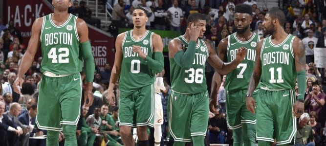 Indiana Pacers vs. Boston Celtics Pick