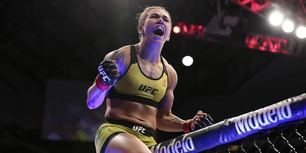 UFC 237 Picks: Rose Namajunas vs. Jessica Andrade
