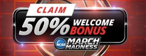 Top 7 March Madness Sportsbook Bonuses