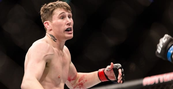 Darren Till UFC Fighter