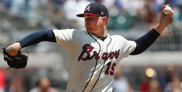 Sean Newcomb Braves Starting Pitcher