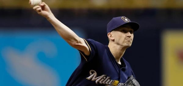 Xach Davies Milwaukee Brewers Starting Pitcher