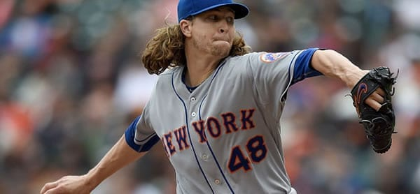 Jacob deGrom NY Mets Starter