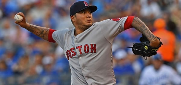 Hector Valazquez Red Sox Starting Pitcher