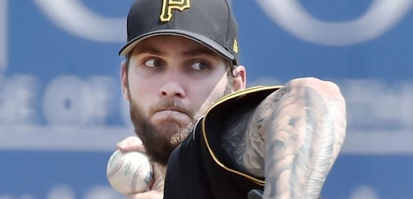 Trevor Williams Pirates starter