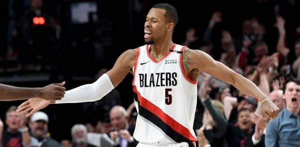 Portland Trail Blazers vs. Golden State Warriors Western Conference Finals Game 2 Pick