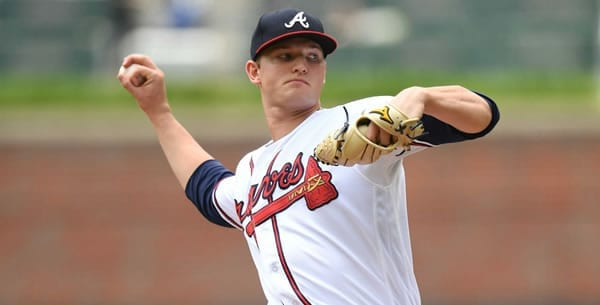 Mike Soroka Braves Starting Pitcher