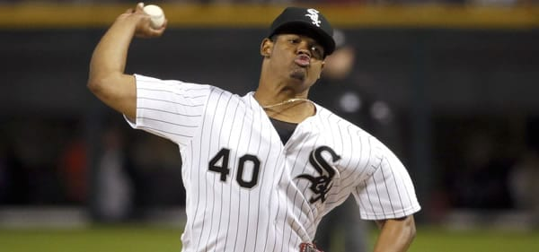 Reynaldo Lopez White Sox Pitcher