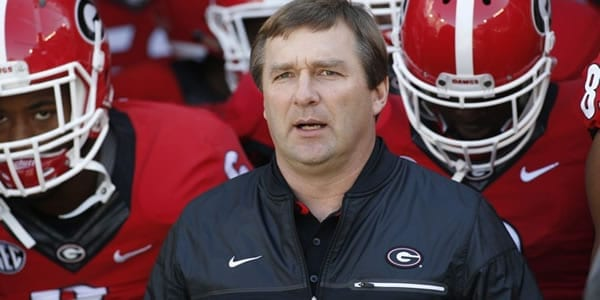 Kirby Smart Georgia Head Coach