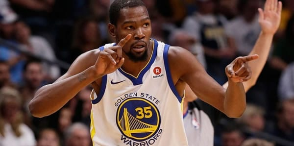 NBA Finals Betting – Not Sure Durant Makes a Difference Now