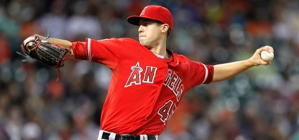 Tyler Skaggs Angels Starting Pitcher