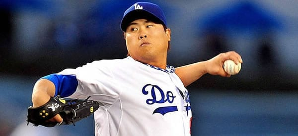 Dodgers Starting Pitcher Hyun-Jin Ryu