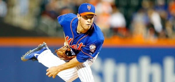 Steven Matz NY Mets Starting Pitcher
