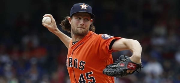 Gerrit Cole Astros Starting Pitcher