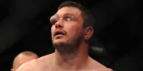 Matt Mitrione MMA