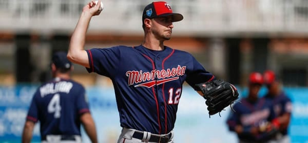 Jake Odorizzi Twins Starter tonight versus Yankees